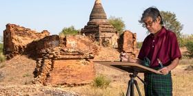 Bagan Art Tour